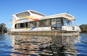 All Seasons Houseboats - Accommodation Adelaide