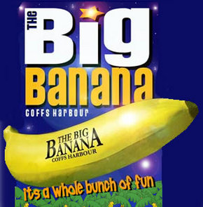 Big Banana - Accommodation Adelaide