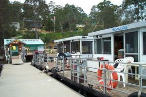 Clyde River Houseboats - Accommodation Adelaide