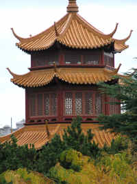 Chinese Garden of Friendship - Accommodation Adelaide