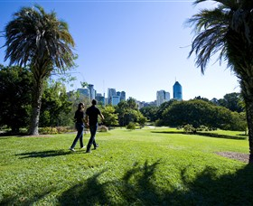 City Botanic Gardens - Accommodation Adelaide