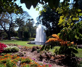 George Brown Darwin Botanic Gardens - Accommodation Adelaide