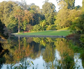 Royal Botanic Gardens Melbourne - Accommodation Adelaide