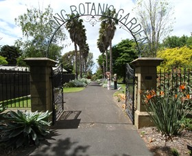 Friends of Geelong Botanic Gardens - Accommodation Adelaide