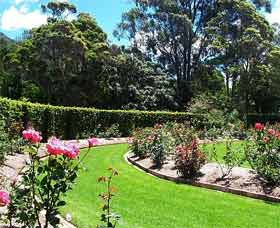 Wollongong Botanic Garden - Accommodation Adelaide