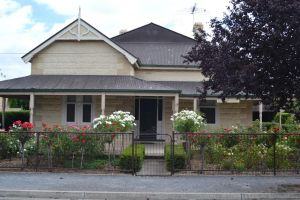 Tin House in Tanunda - Accommodation Adelaide