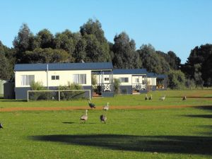 Western KI Caravan Park  Wildlife Reserve - Accommodation Adelaide