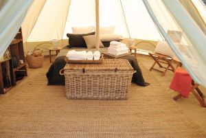 Cosy Tents - Daylesford - Accommodation Adelaide